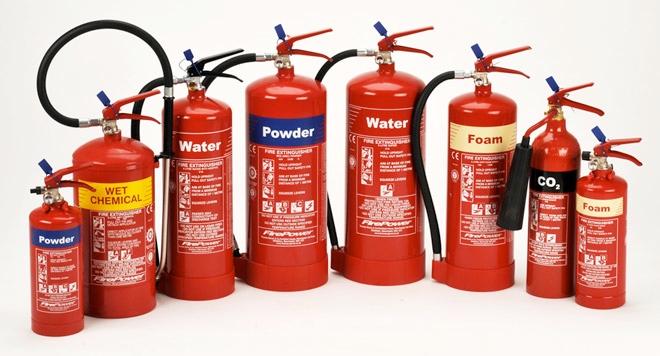 Tűzvédelmi eszközök